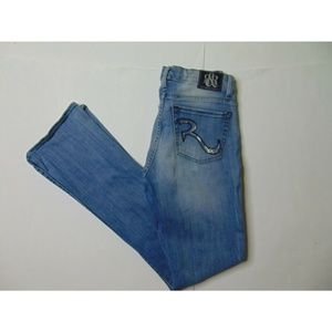 Rock & Republic 6 Kasandra Blue Jeans Bootcut